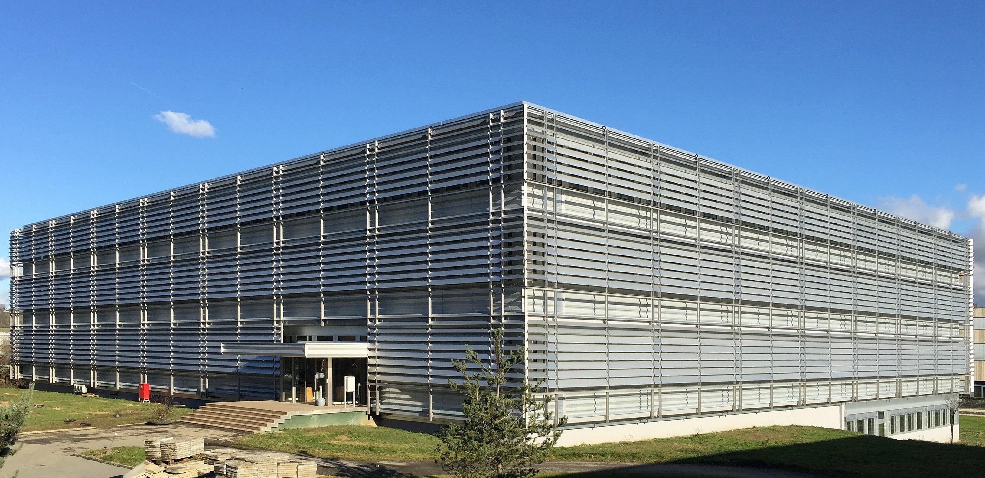 Ensemble architecture et urbanisme SA