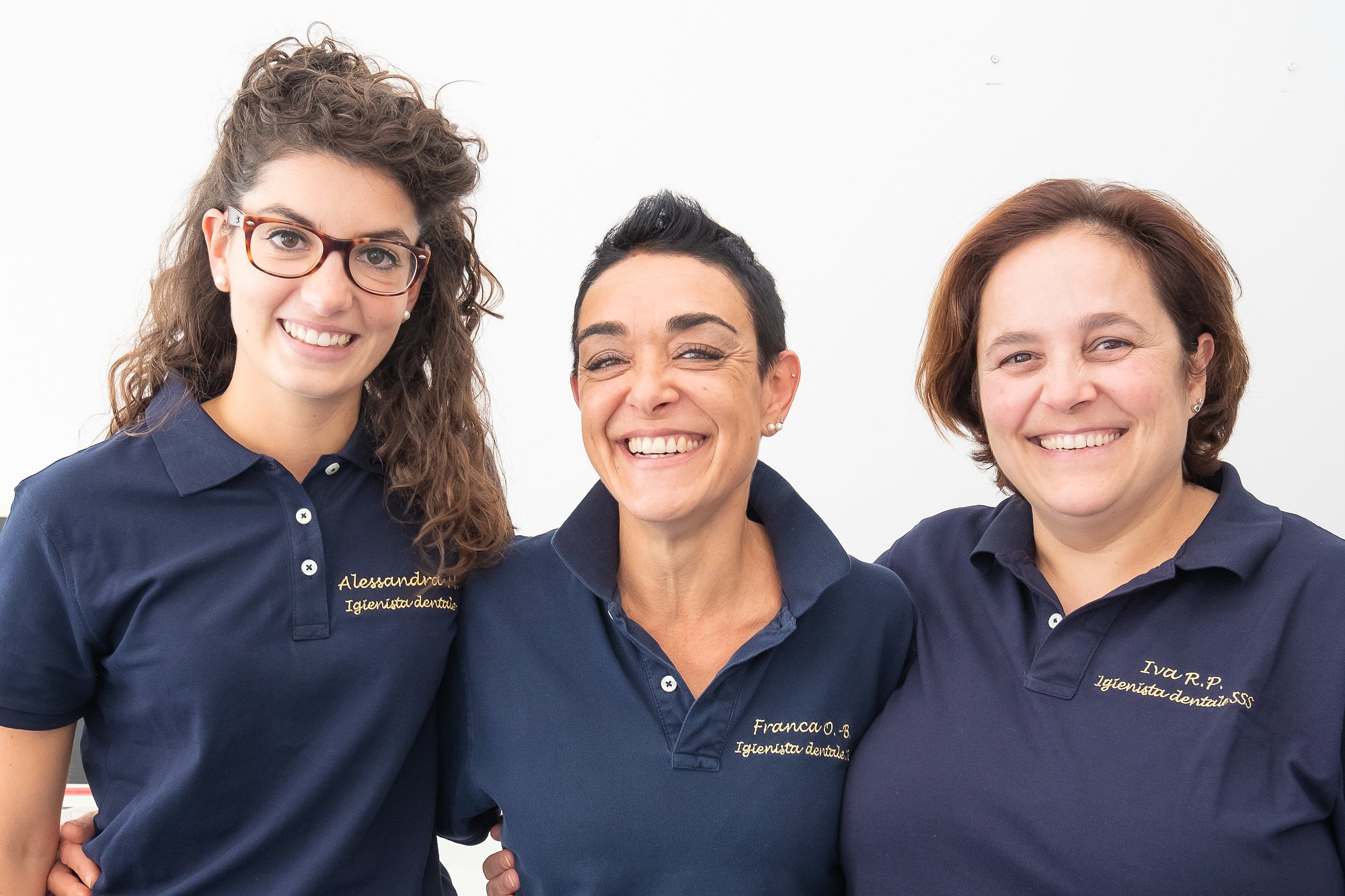 Dr. med. dent. Danilo Dotesio e Dr.ssa med. dent. Maria Di Martino