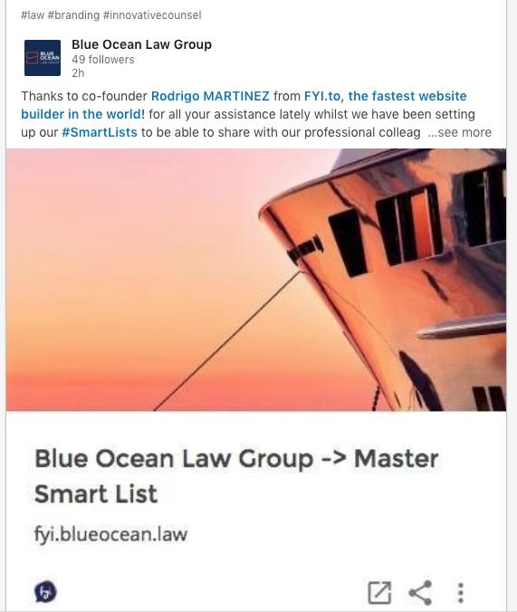 Blue Ocean Law Group | #NewLaw Firms Sydney