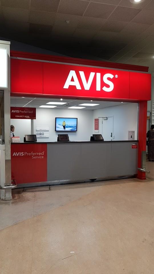 Avis Car Rental Auckland Airport