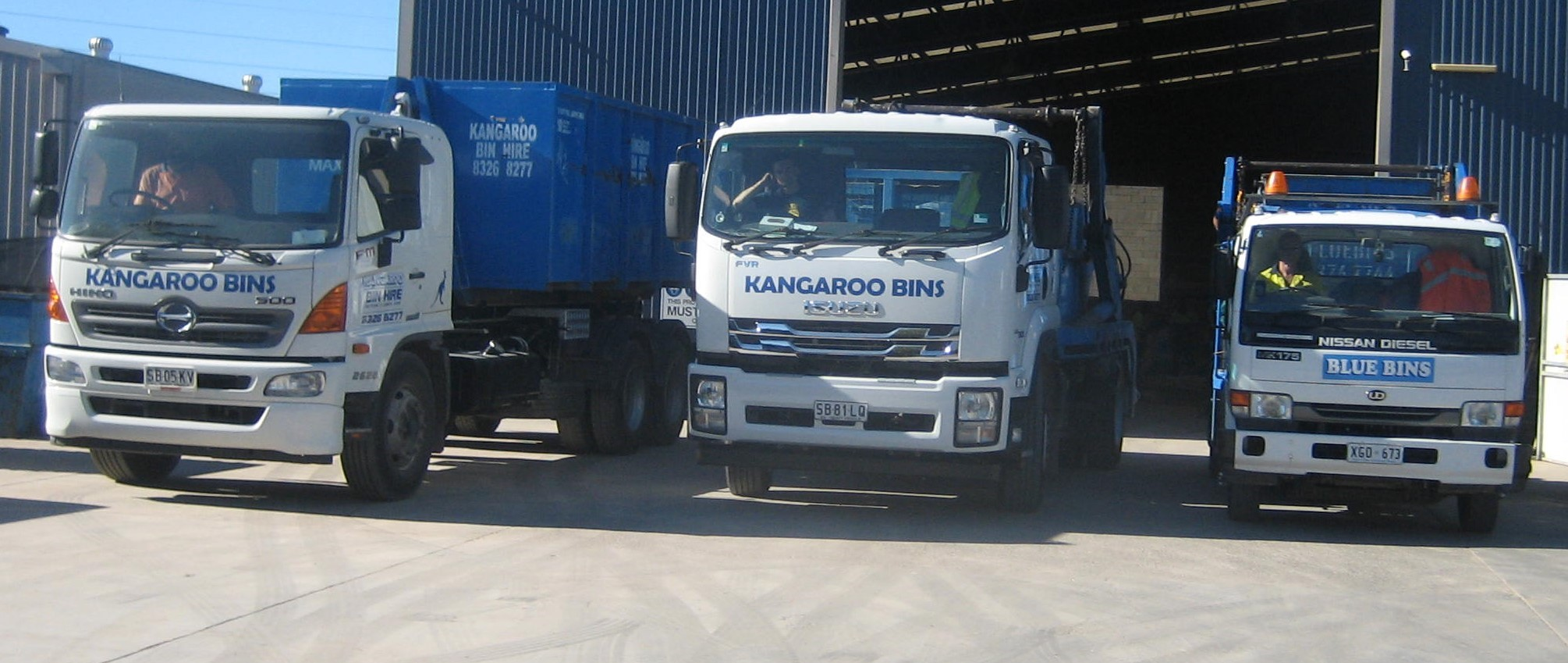 Kangaroo Bin Hire Pty Ltd