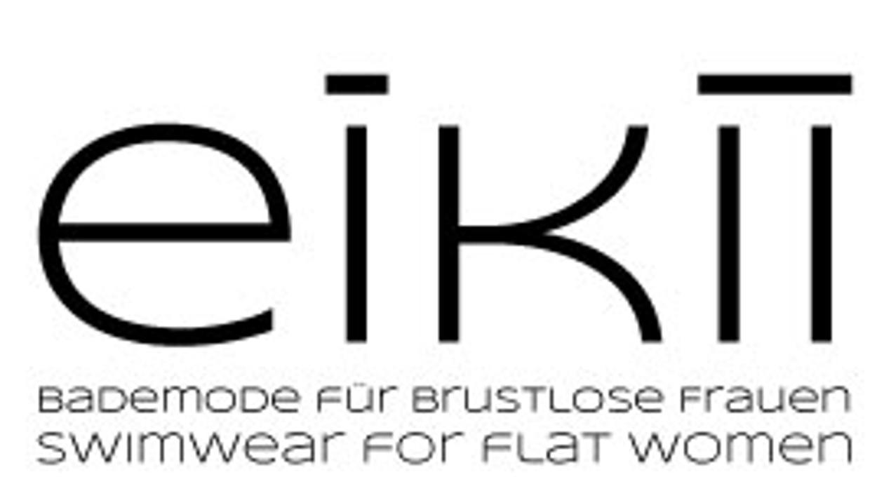 eikii - Nachhaltige Bademode für brustlose Frauen / Sustainable swimwear for flat women