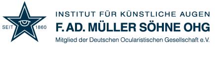 Institut für künstliche Augen - F. AD. Müller Söhne OHG