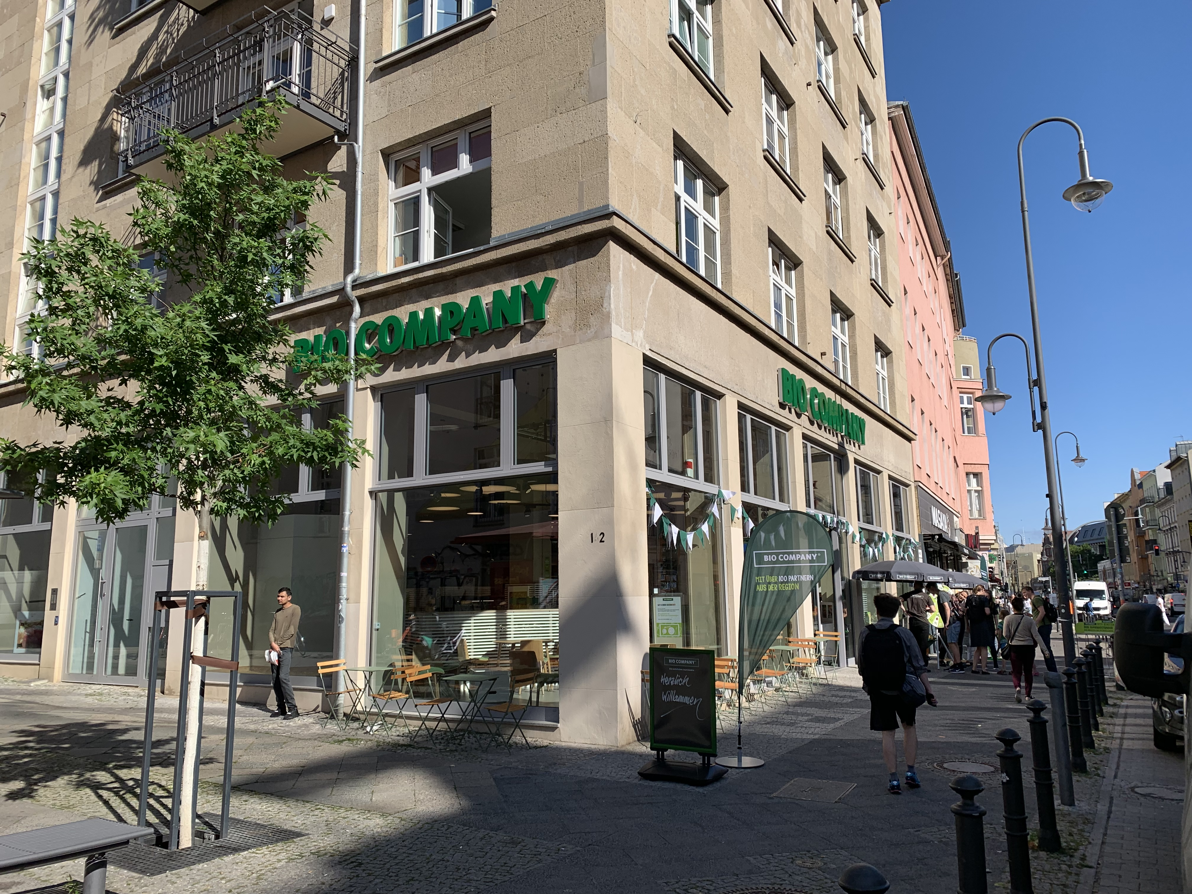 BIO COMPANY Karl-Marx-Straße