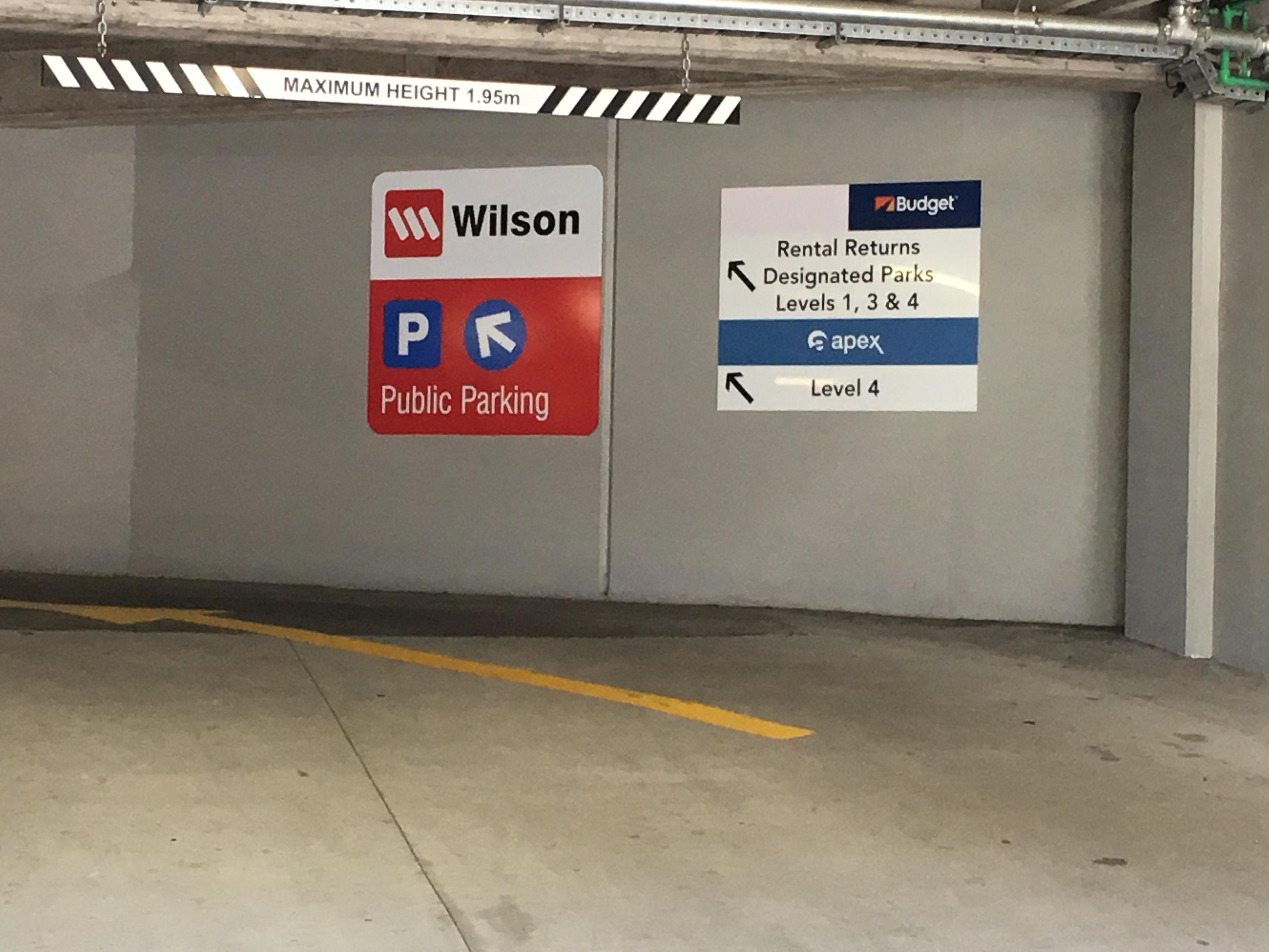 Budget Car & Truck Rental Auckland Downtown