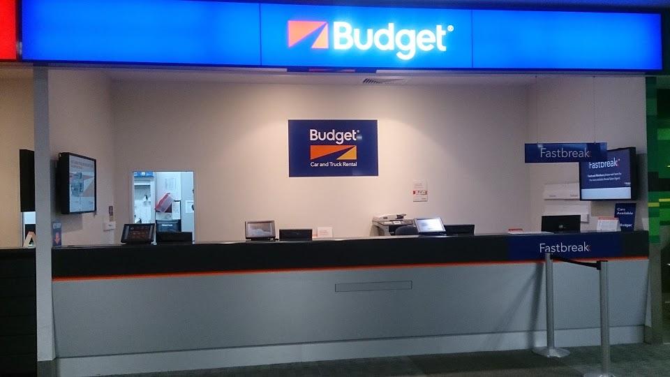 Budget Car Rental Christchurch Airport