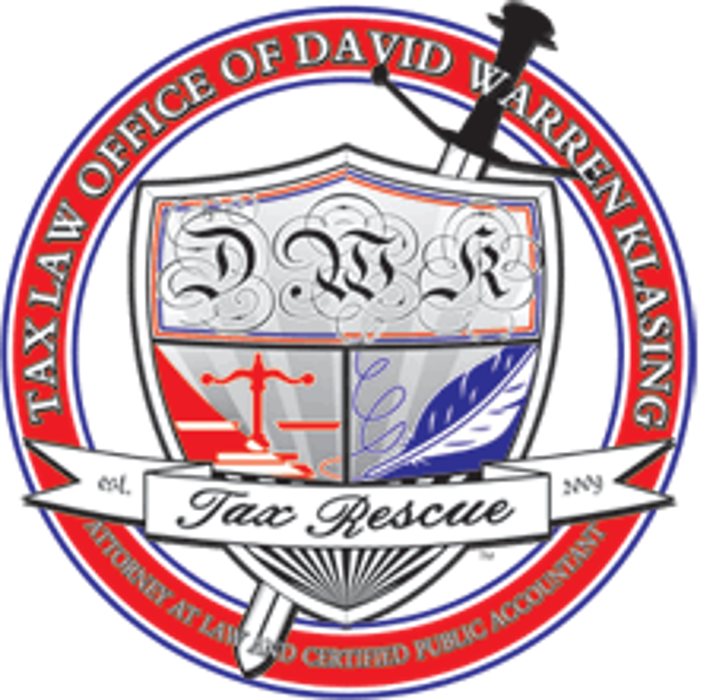 Tax Law Offices of David Klasing