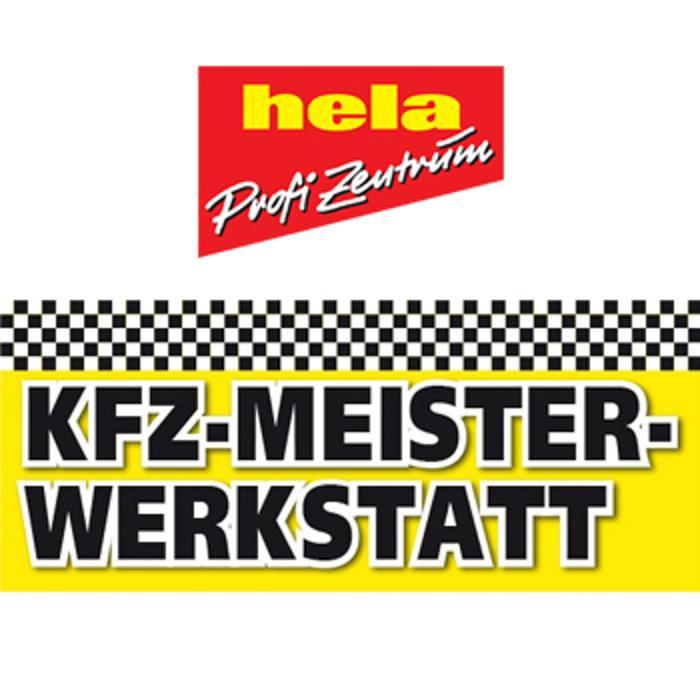 Logo von KFZ-Meisterwerkstatt (hela Profi Zentrum)