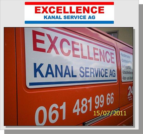 Excellence Kanal Service AG