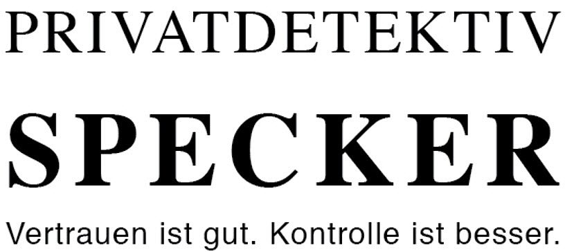 Privatdetektiv Specker