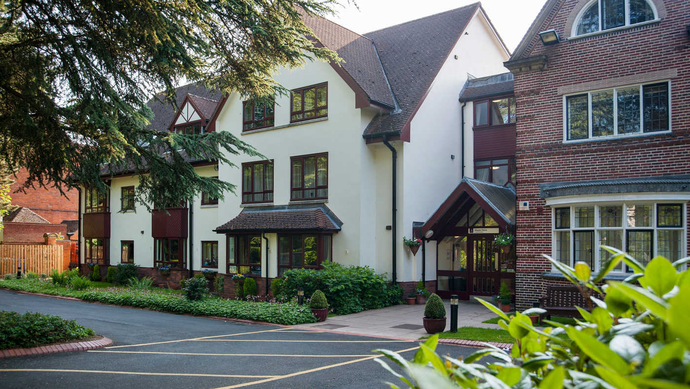 Anchor - Maple Dene care home - Birmingham, West Midlands B13 9PW - 08000 852656 | ShowMeLocal.com