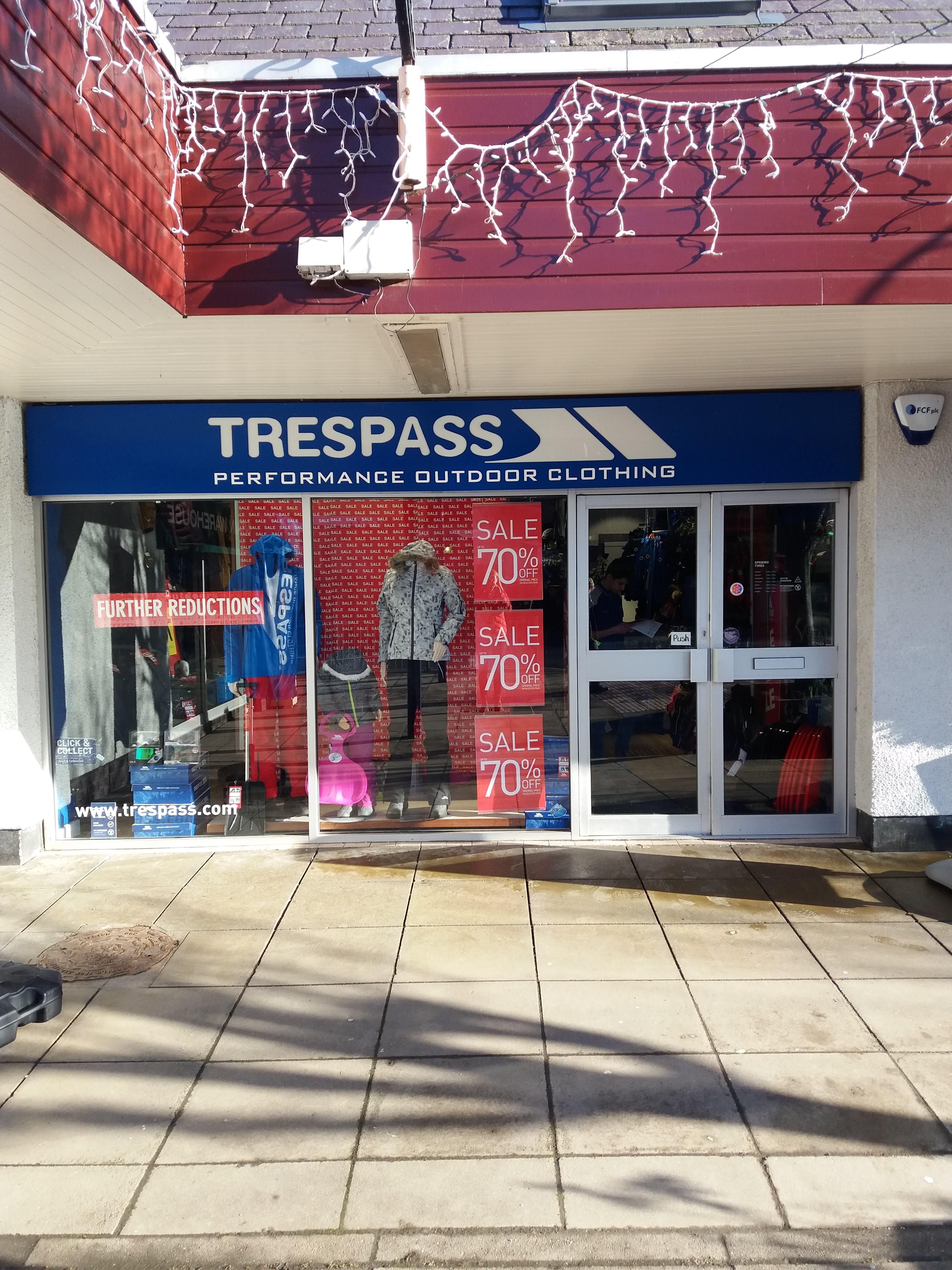 Trespass - Aviemore, Inverness-Shire PH22 1RH - 01479 810610 | ShowMeLocal.com