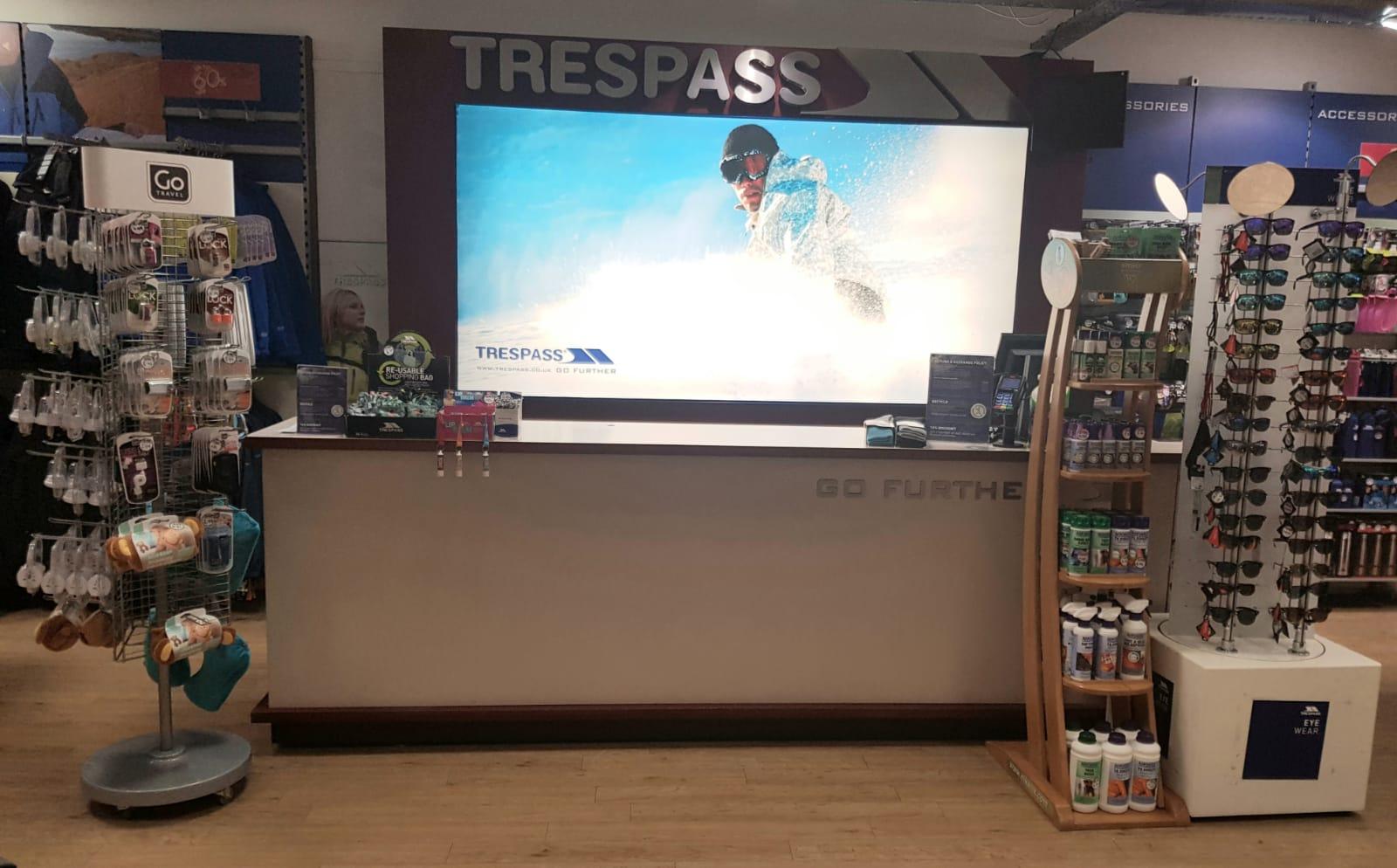 Trespass - Barnstaple, Devon EX31 1JB - 01271 375318 | ShowMeLocal.com