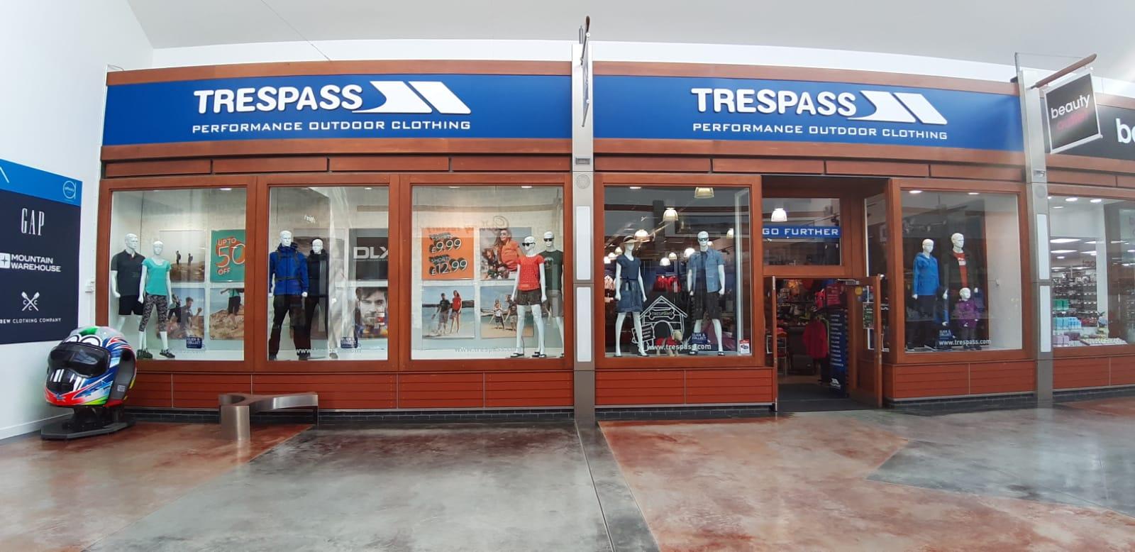 Trespass - Bideford, Devon EX39 3DU - 01237 476605 | ShowMeLocal.com
