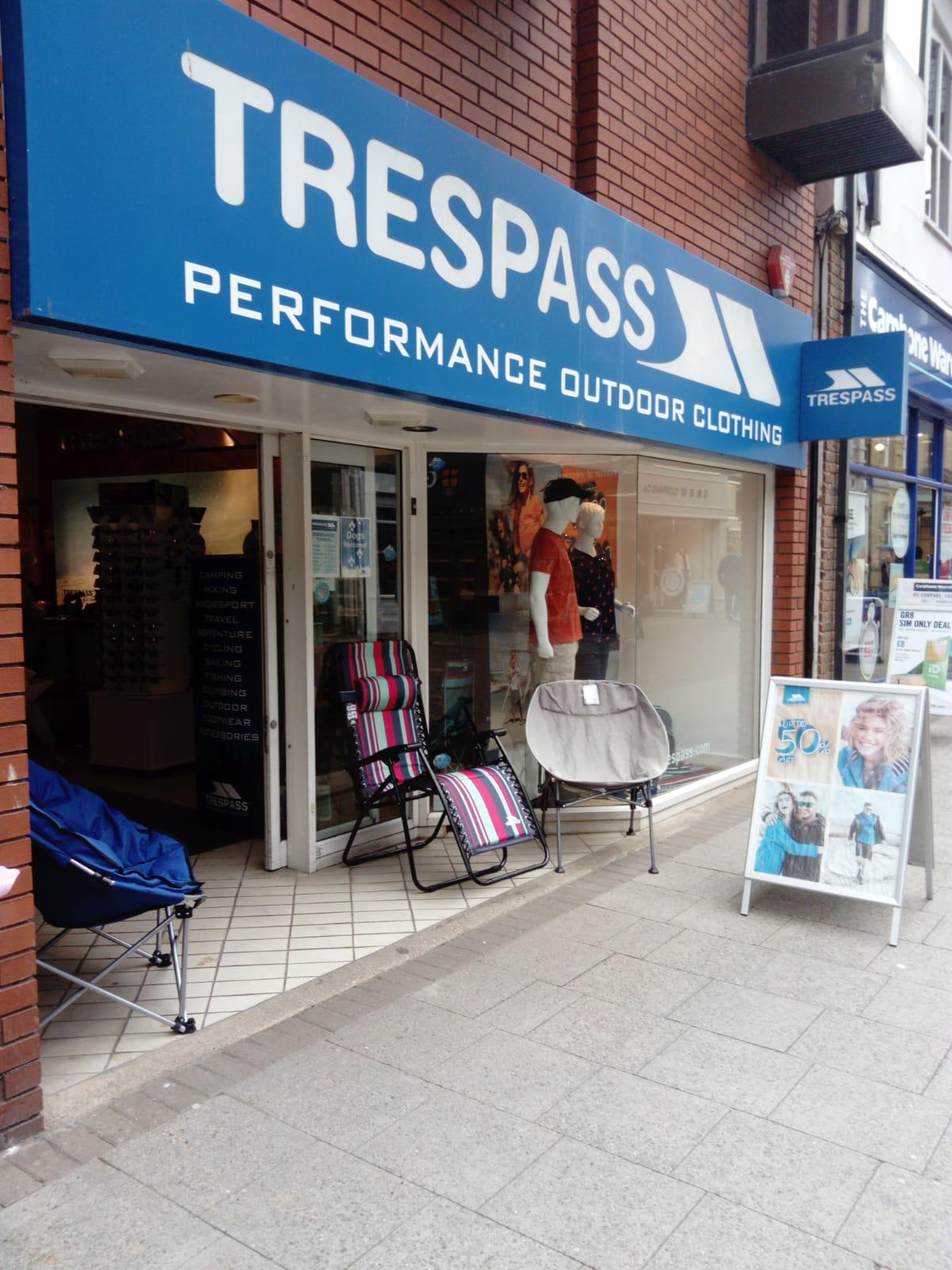 Trespass - Dorchester, Dorset DT1 1BL - 01305 264377 | ShowMeLocal.com
