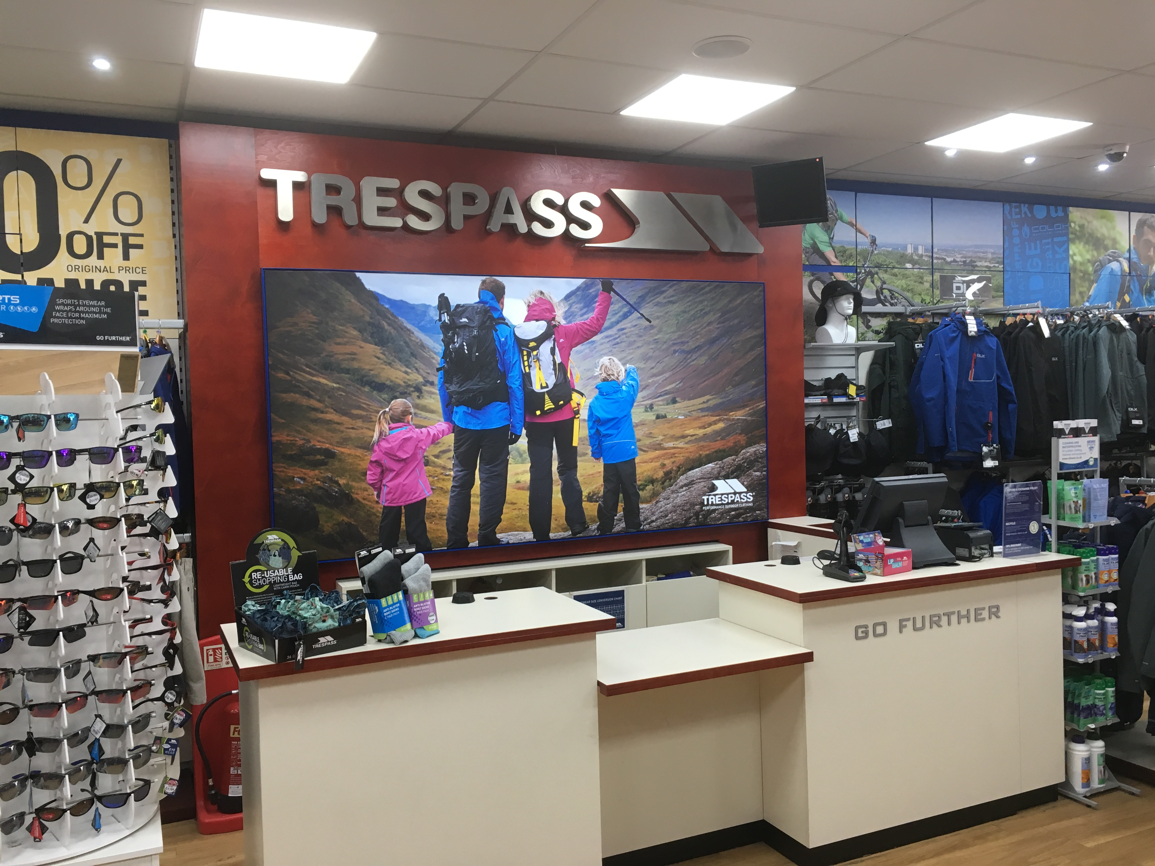 Trespass - Darlington, Durham DL1 1TR - 01325 382145 | ShowMeLocal.com