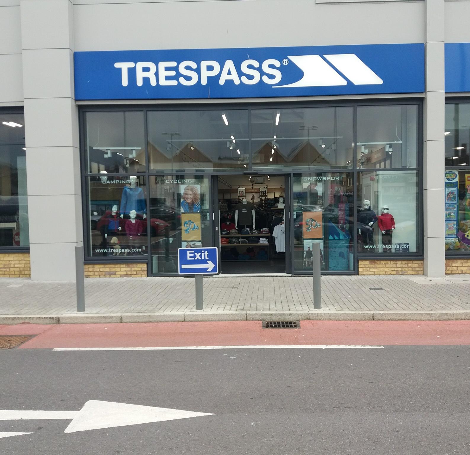 Trespass - Dover, Kent CT16 1QD - 01304 208048 | ShowMeLocal.com