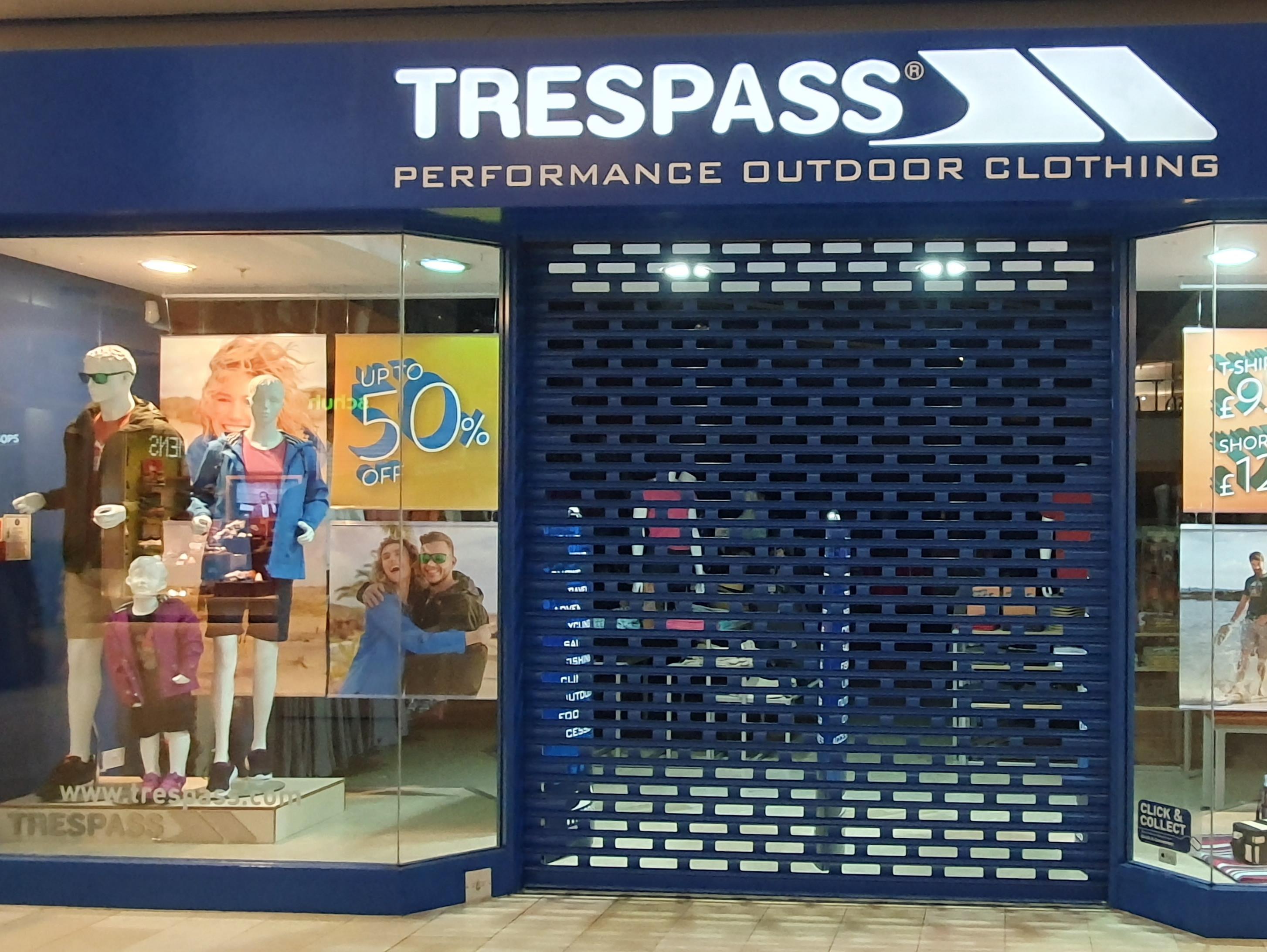 Trespass - Leicester, Leicestershire LE1 4SD - 01162 519326 | ShowMeLocal.com