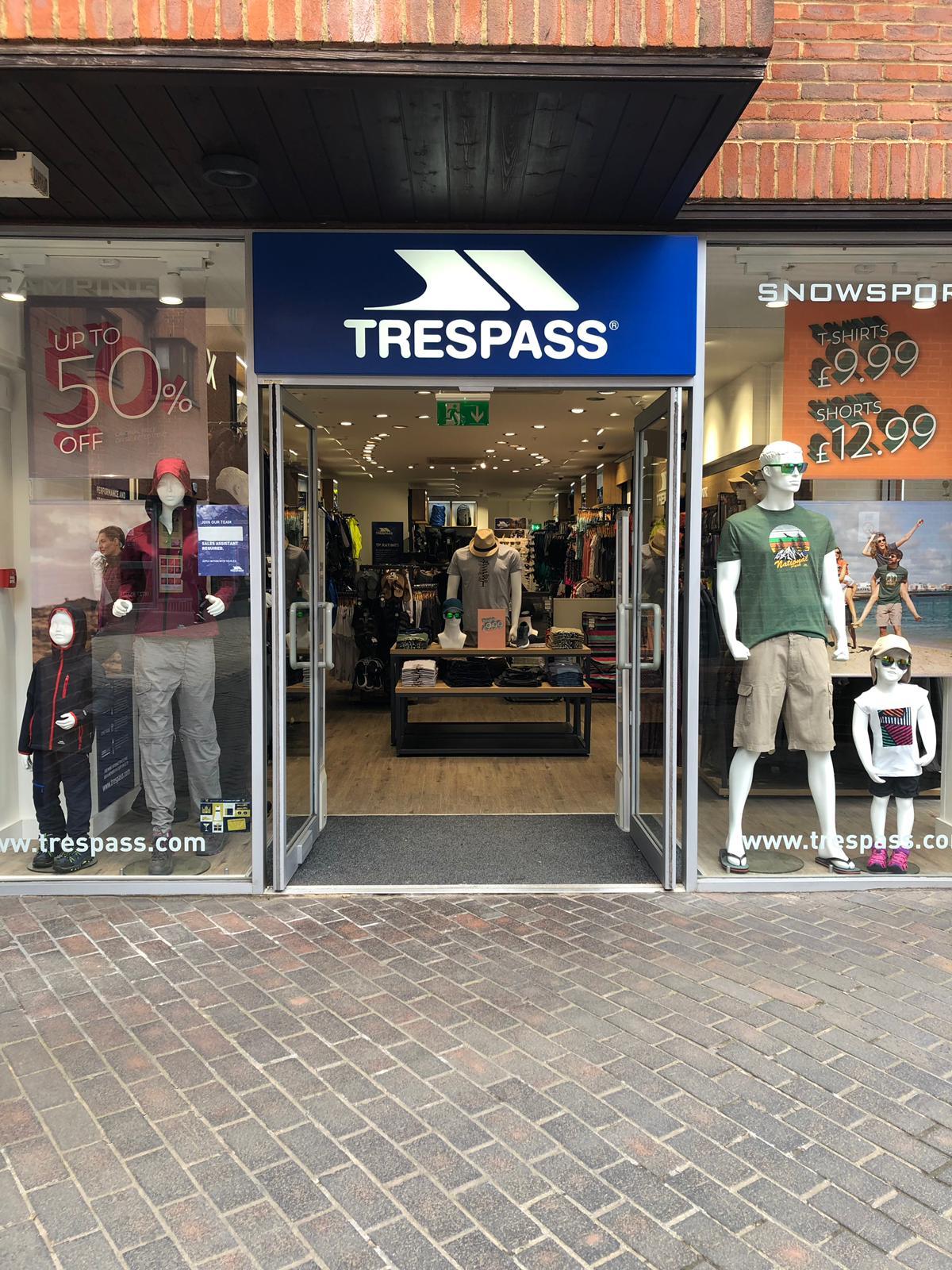 Trespass - St Albans, Hertfordshire AL1 3HL - 01727 844706 | ShowMeLocal.com