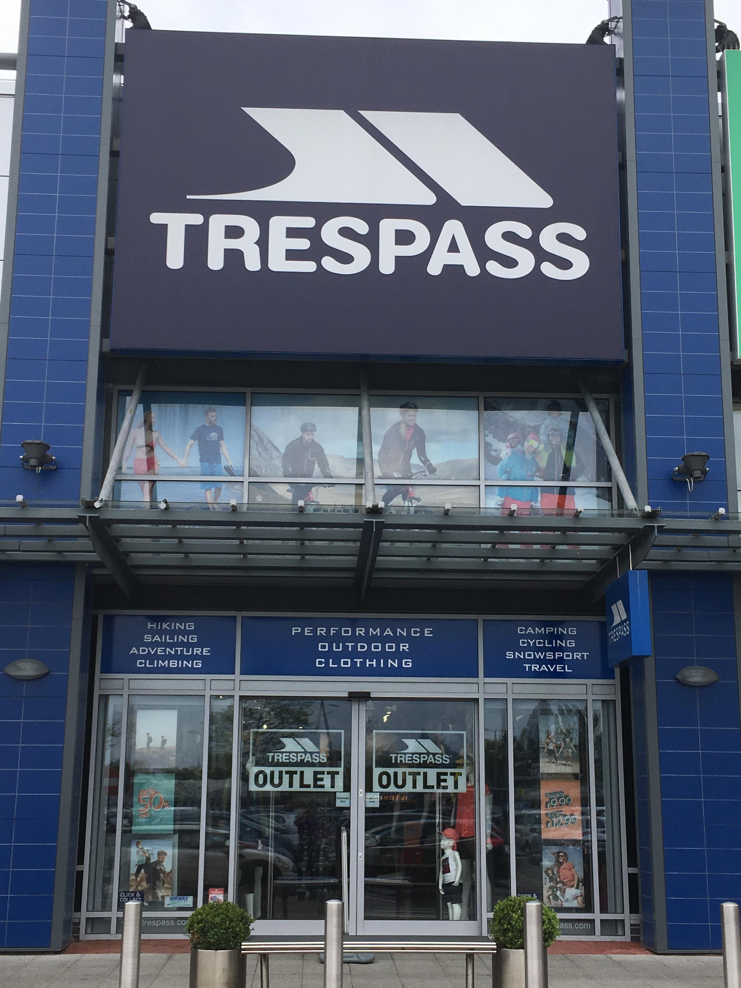 Trespass - Manchester, Lancashire M8 8EP - 01618 191843 | ShowMeLocal.com