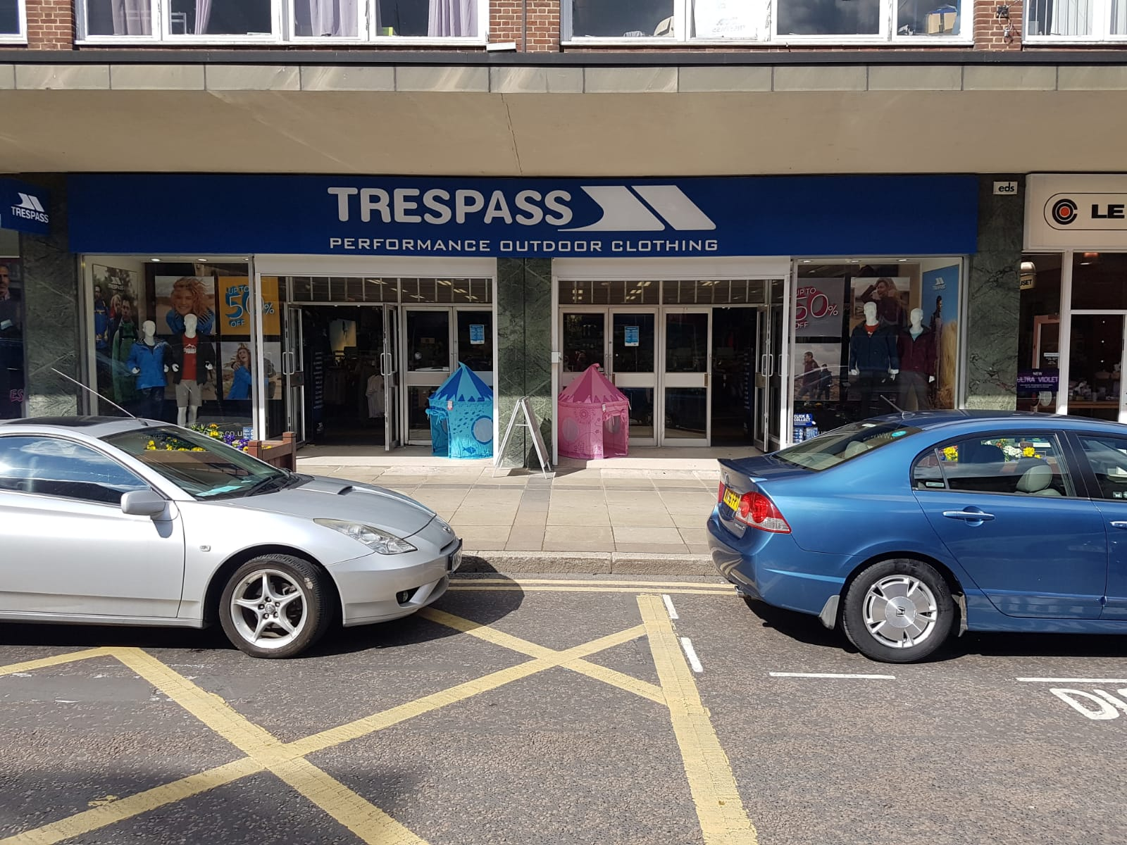 Trespass - Solihull, West Midlands B91 3AT - 01217 094470 | ShowMeLocal.com