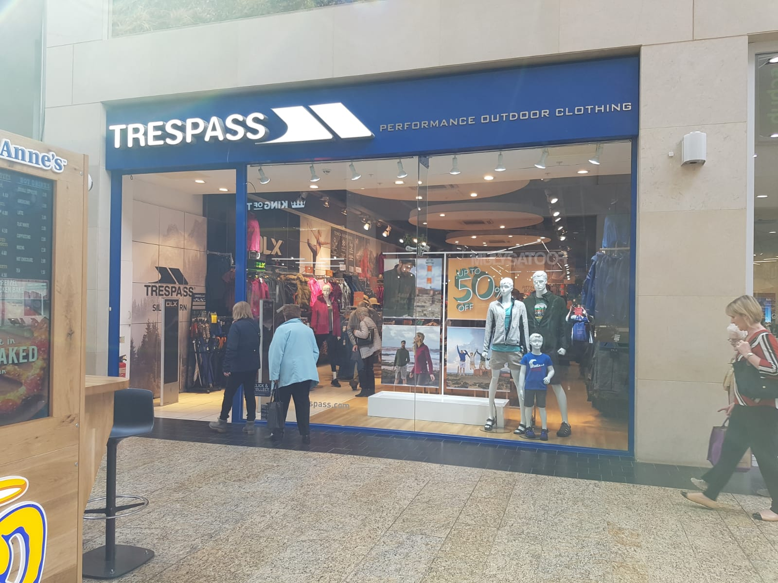 Trespass - Glasgow, Lanarkshire G53 6QR - 01418 806788   ShowMeLocal.com