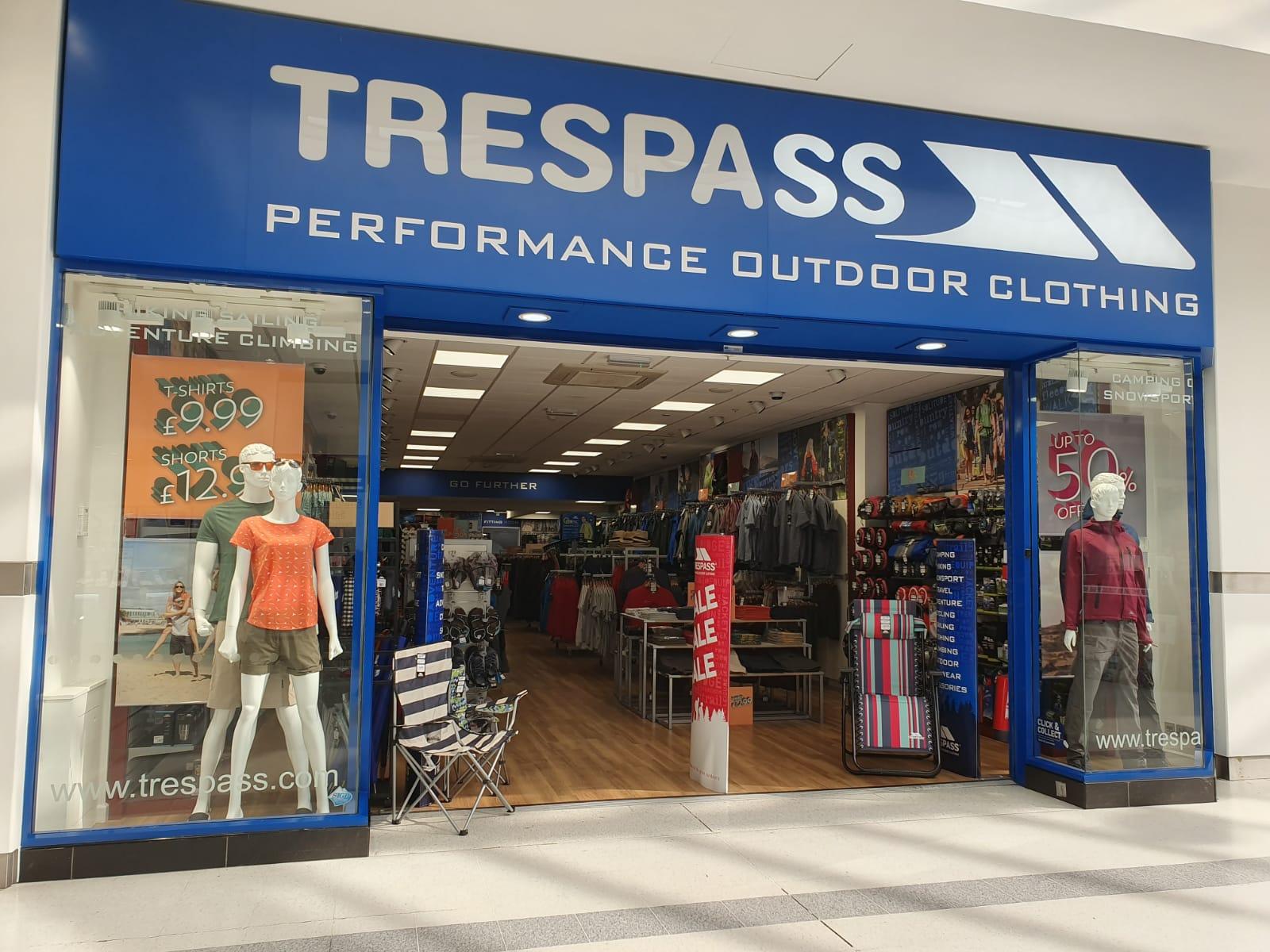 Trespass - Portsmouth, Hampshire PO1 4RJ - 02392 839965   ShowMeLocal.com