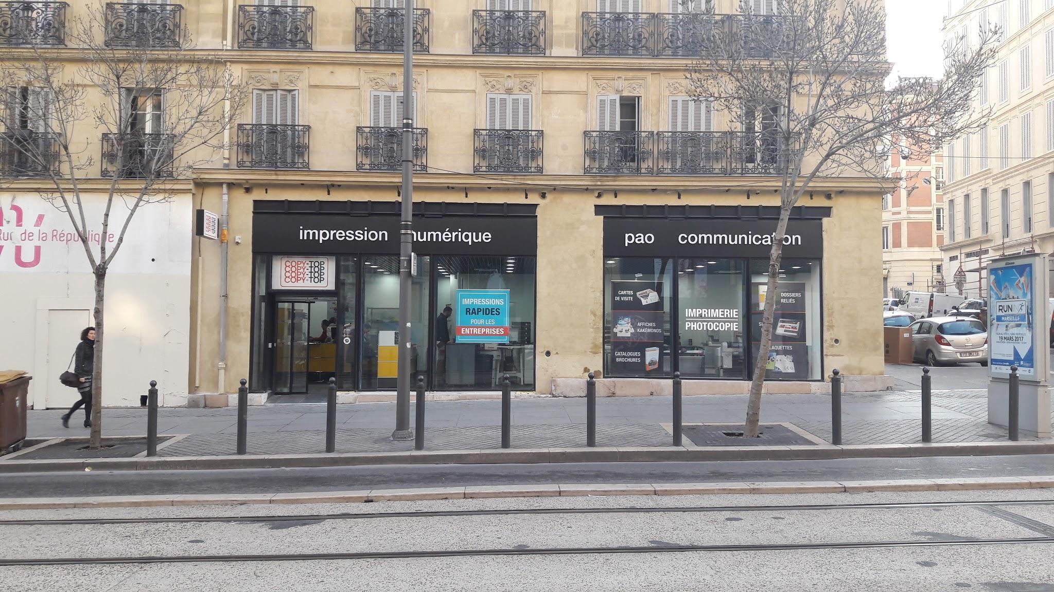COPY-TOP Marseille Joliette