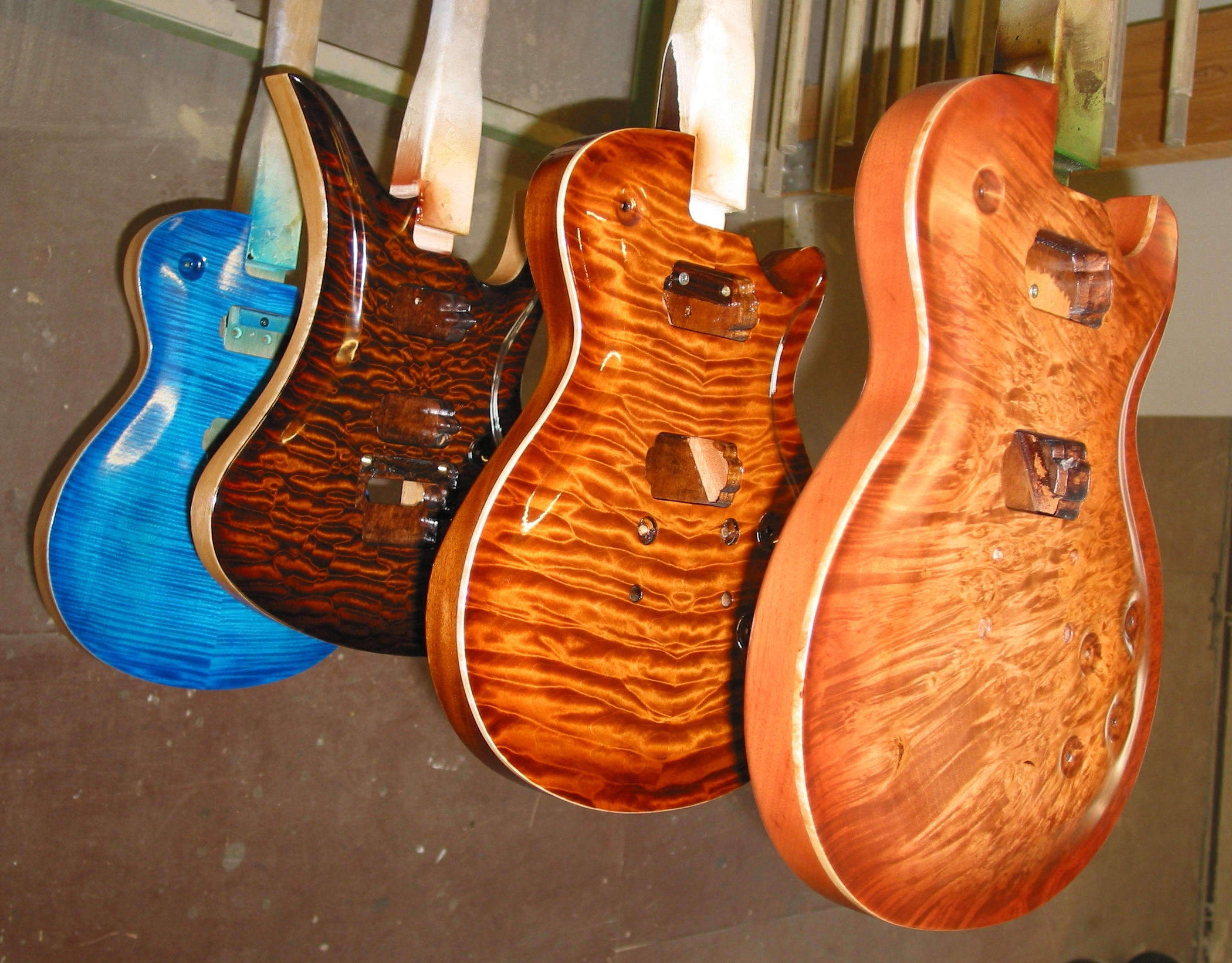 Foto de Siggi Braun - Fine Young Guitars