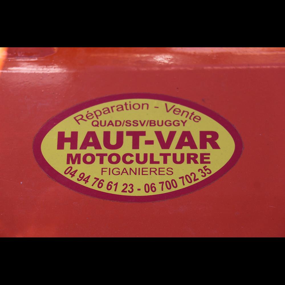 Didier WECKER -HAUT VAR MOTOCULTURE