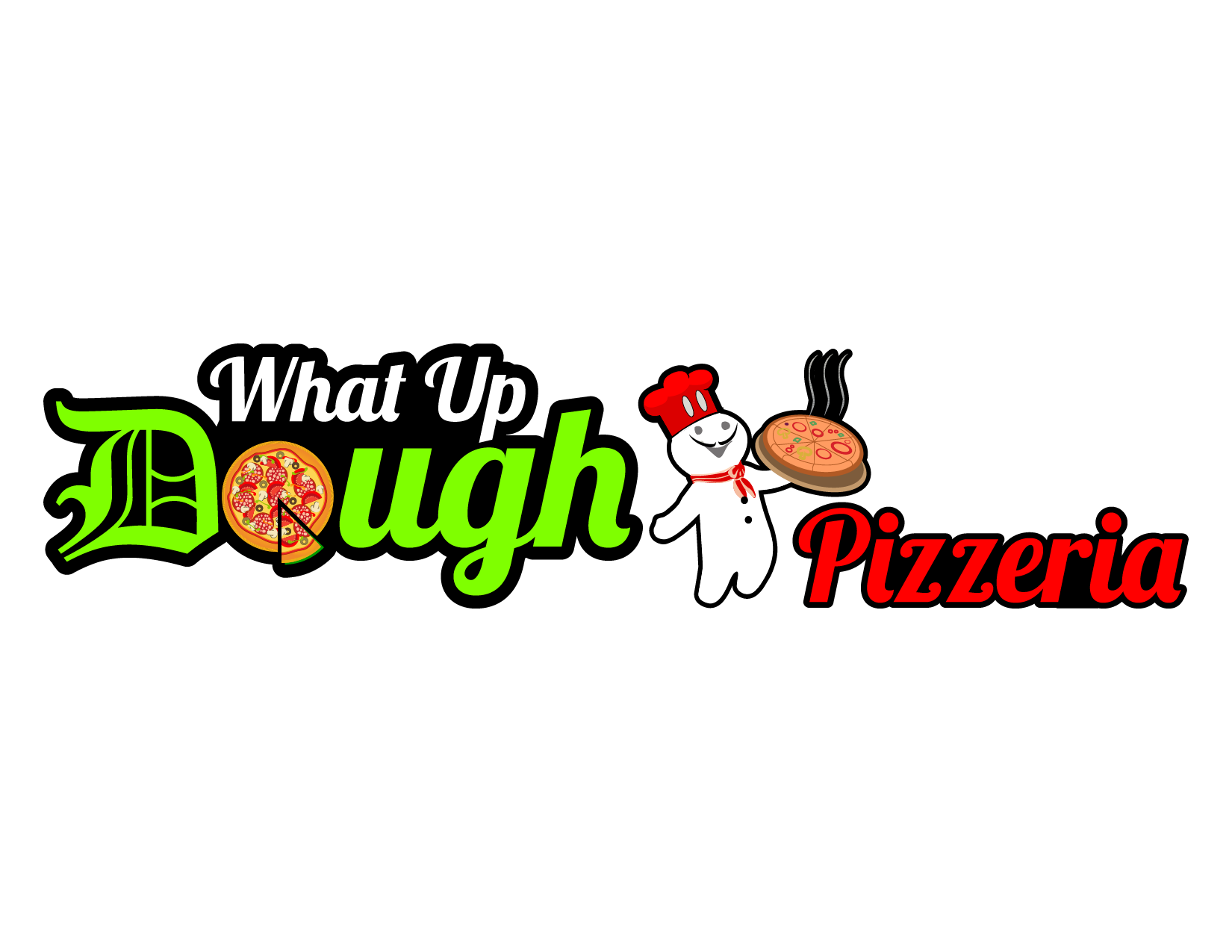 WHAT UP DOUGH PIZZERIA
