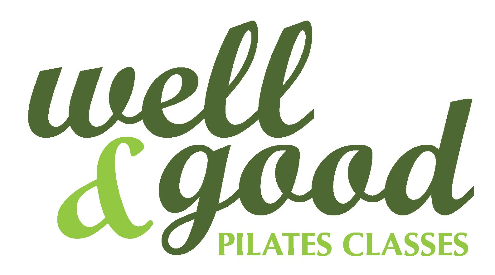 Well & Good Pilates Classes