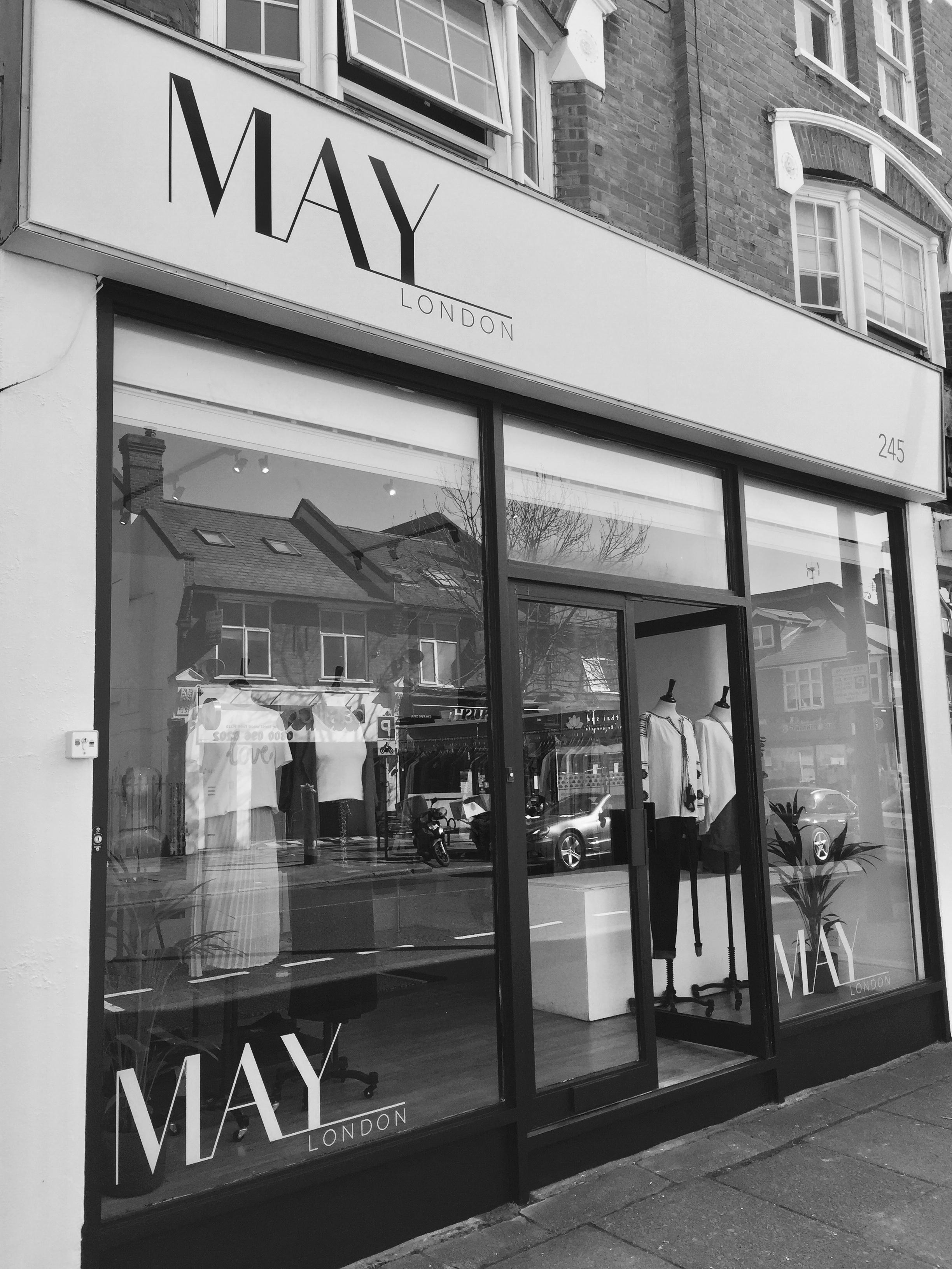 MAY London