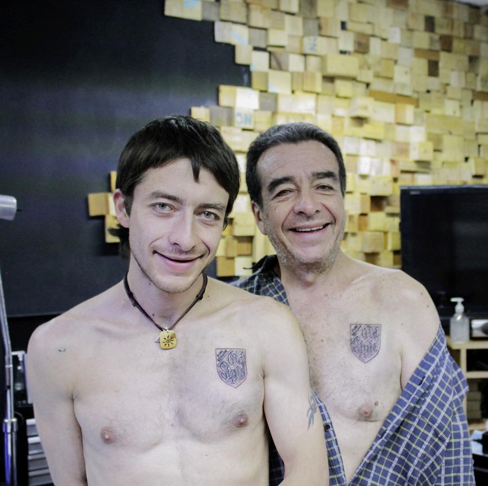 Kataplazma tatoo house