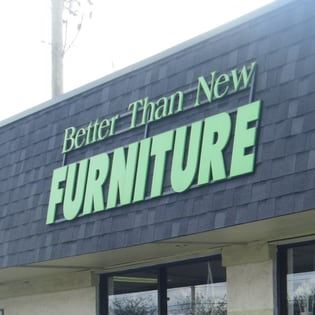 Better Than New Pre-Owned Furniture