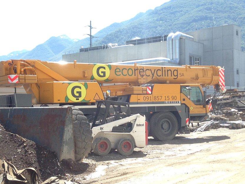 G. Ecorecycling SA