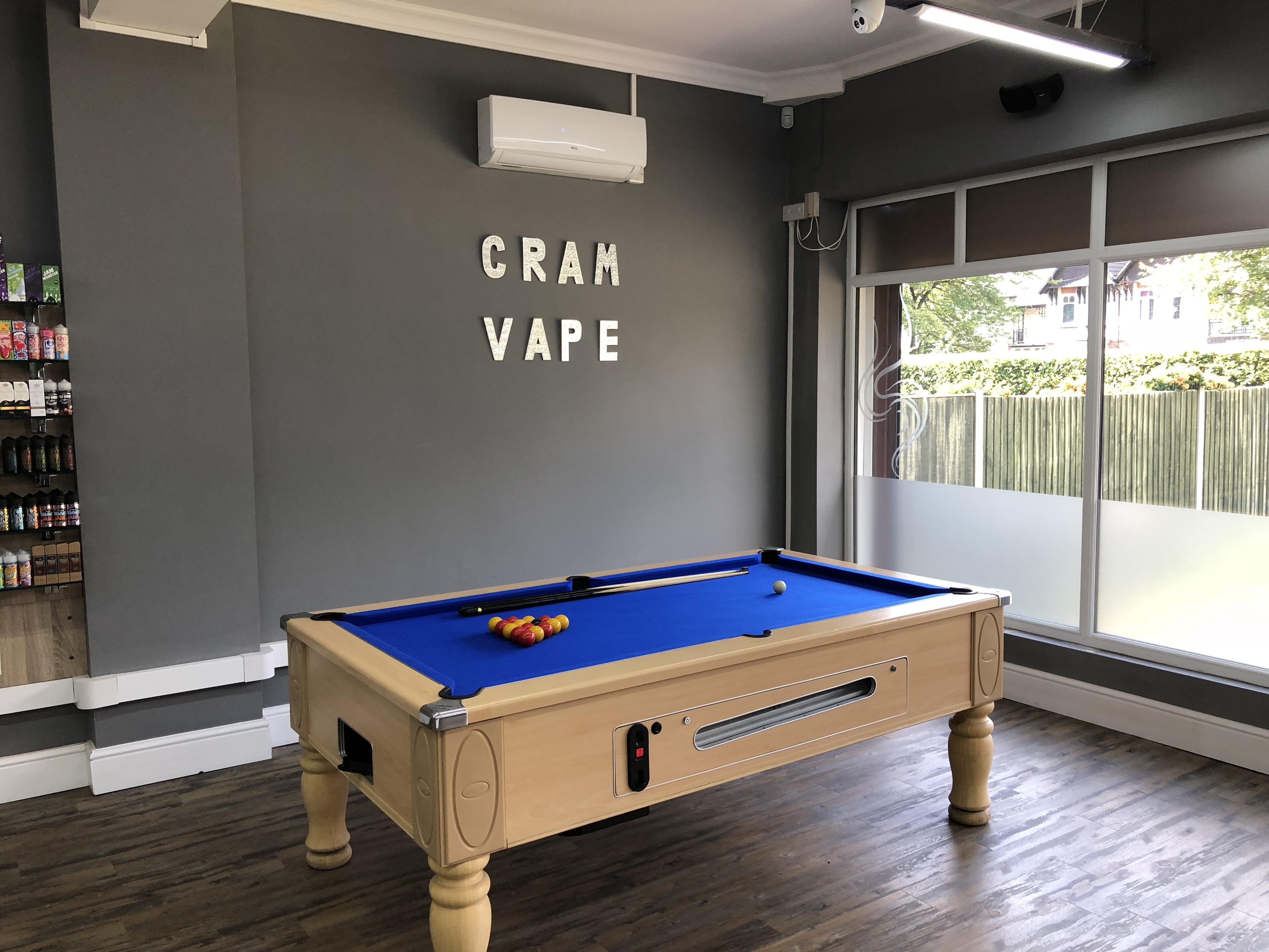 Cram Vape