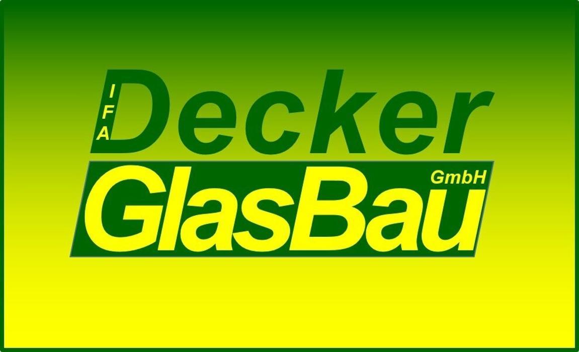 Bild zu IFA Decker Glasbau GmbH in Hennef an der Sieg