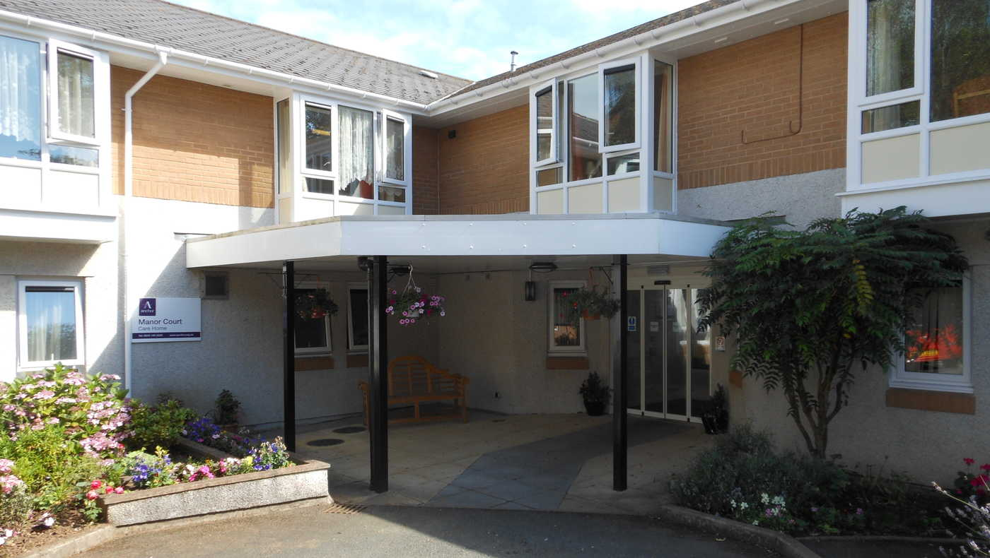 Anchor - Manor Court care home - Plymouth, Devon PL3 6ND - 08000 854286   ShowMeLocal.com