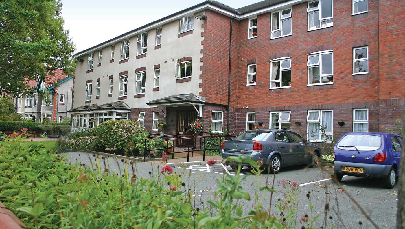 Anchor - Sandstones care home - Wallasey, Merseyside CH45 7QF - 08000 854189   ShowMeLocal.com