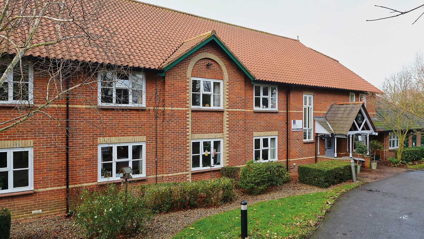 Anchor - The Firs care home - Felixstowe, Suffolk IP11 2QF - 08000 854157 | ShowMeLocal.com