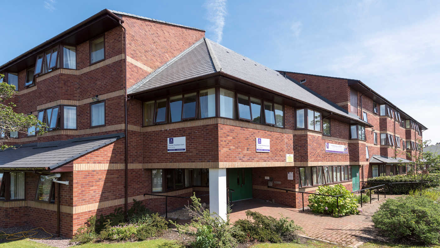 Anchor - Thomas Henshaw Court care home