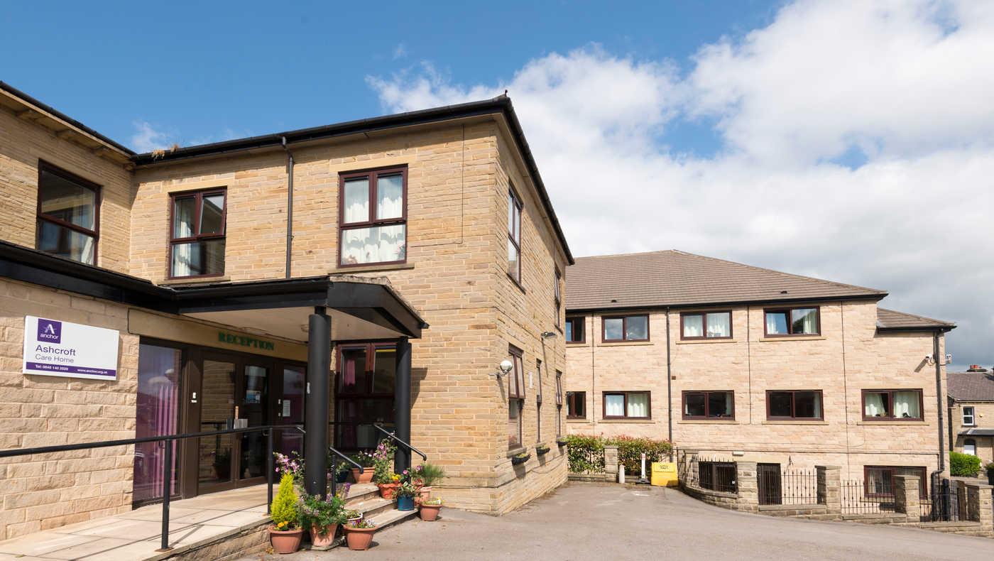 Anchor - Ashcroft care home - Bradford, West Yorkshire BD2 3EF - 08000 854292 | ShowMeLocal.com