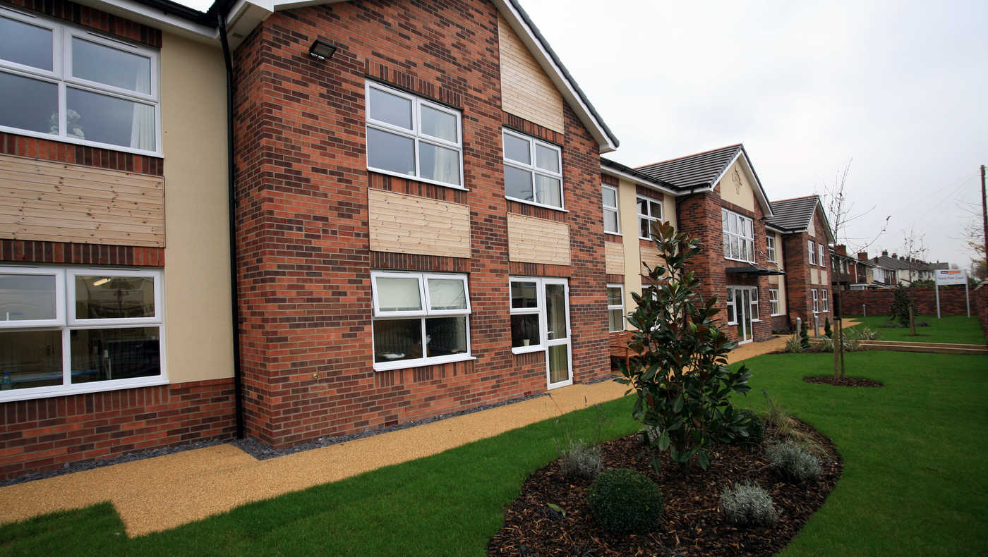 Anchor - Hurst Park Court care home - Liverpool, Merseyside L36 6DZ - 01519 495810 | ShowMeLocal.com