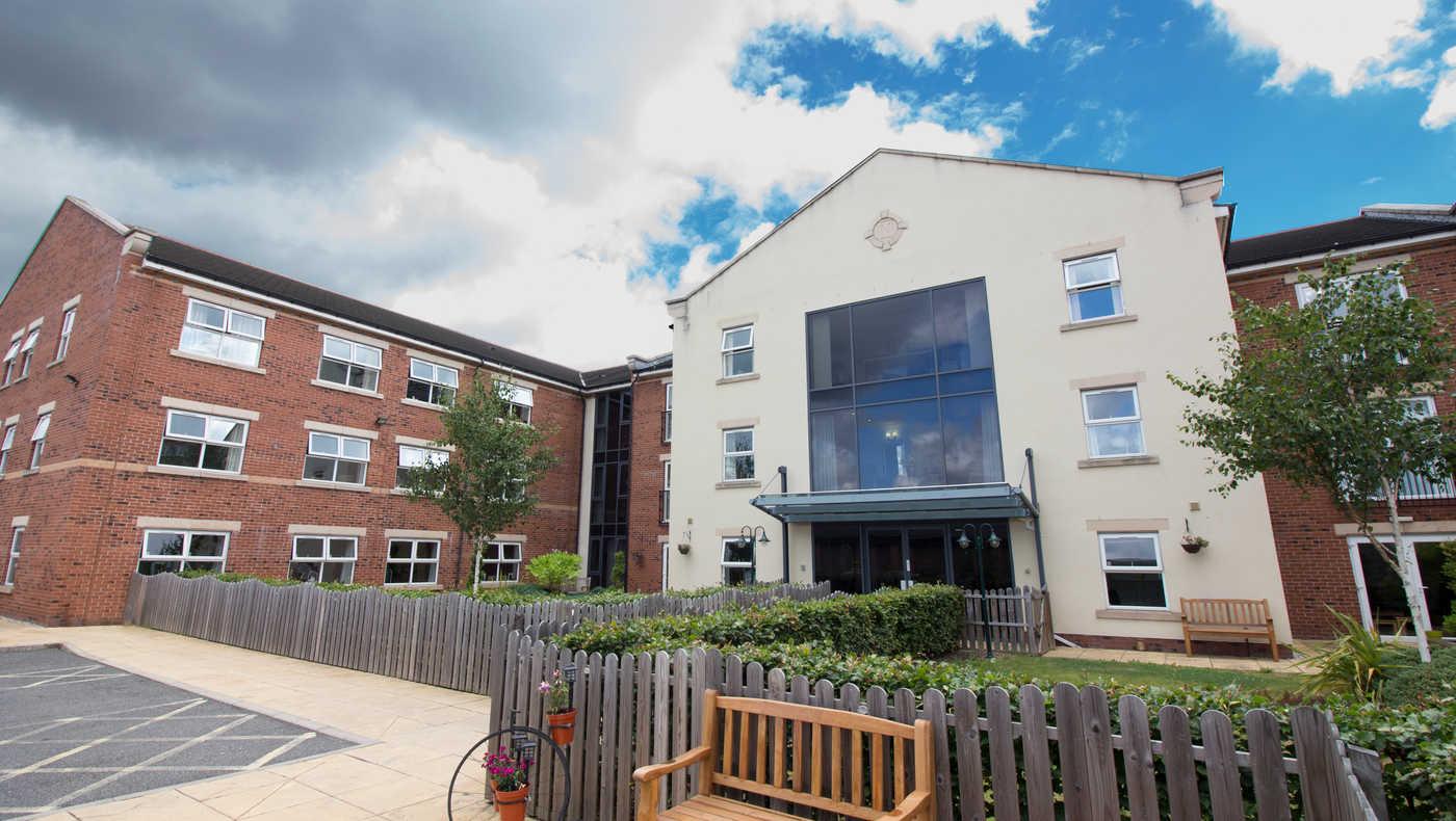Anchor - Berkeley Court care home - Leeds, West Yorkshire LS8 3QJ - 01132 499170 | ShowMeLocal.com