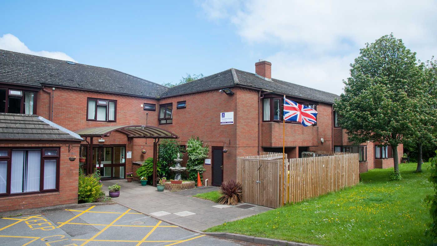Anchor - Madeleine House care home - Birmingham, West Midlands B33 8EJ - 08000 852595 | ShowMeLocal.com