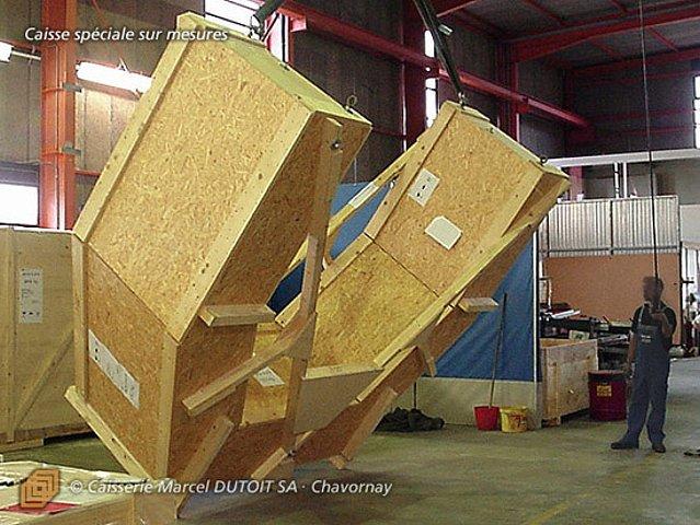 Caisserie Marcel Dutoit SA