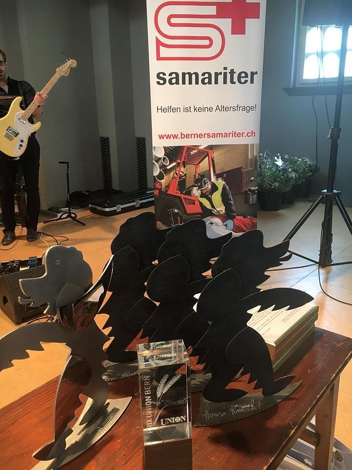 Samaritervereinigung der Stadt Bern