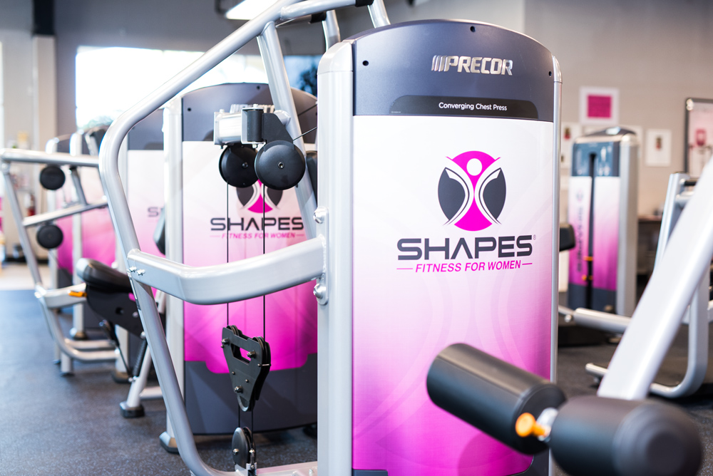 Shapes Fitness For Women