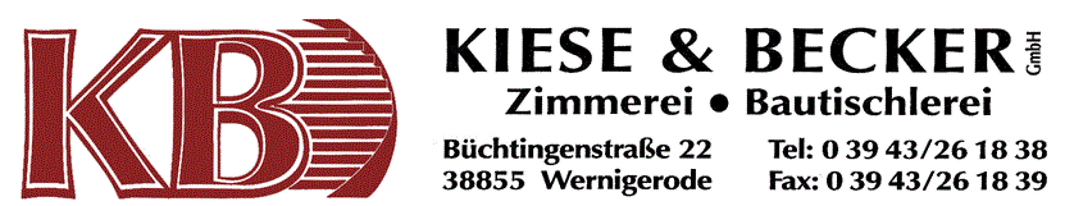 KIese & Becker Zimmerei